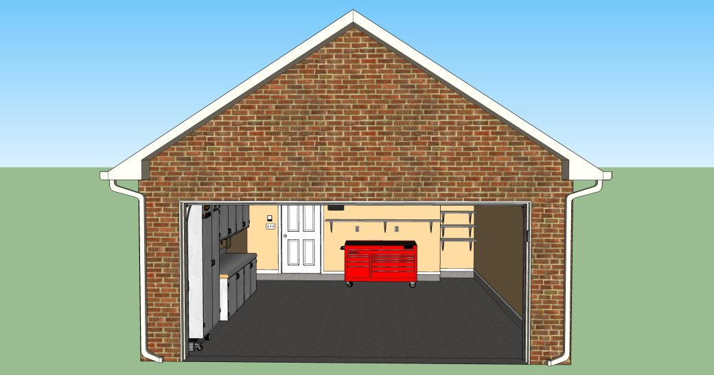 Design Your Garage, Layout or Any Other Project in 3D for Free